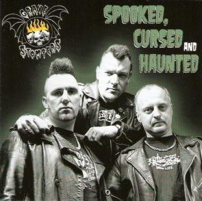 Spooked, Cursed & Haunted CD